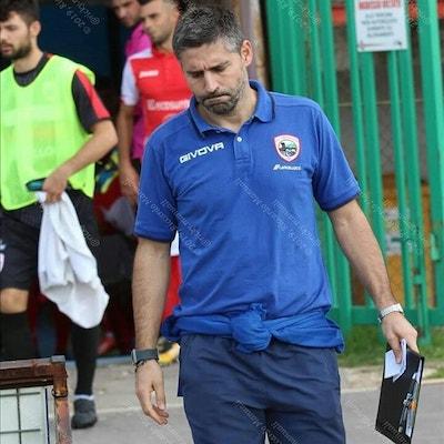 Coppa Italia Eccellenza: Mister Lisarelli